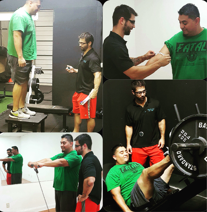 Personal trainers in Dallas fitness assessments